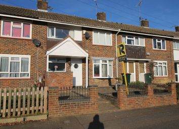 Thumbnail 3 bed terraced house for sale in Ashdown Drive, Crawley