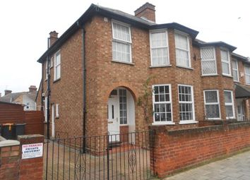 Thumbnail 4 bed semi-detached house for sale in Honey Hill Road, Bedford, Bedfordshire