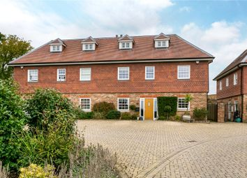 Thumbnail 4 bed semi-detached house for sale in Dovecote Mews, Breakspear Road North, Harefield, Uxbridge