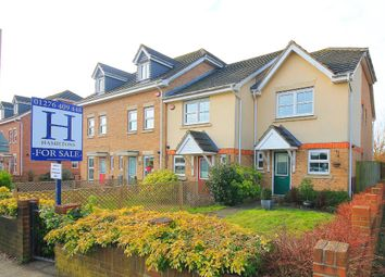 Thumbnail 2 bed end terrace house for sale in Frimley Green Road, Frimley Green, Camberley