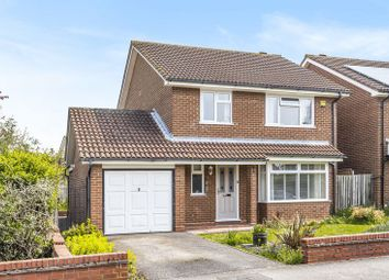 Thumbnail 4 bed detached house for sale in Harding Road, Abingdon