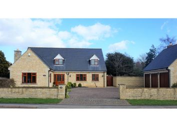 Thumbnail 6 bed detached house for sale in Lincoln Road, Peterborough