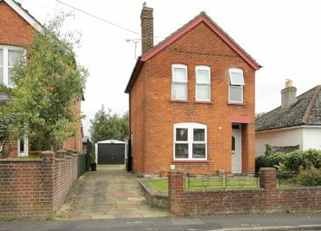 Thumbnail 3 bed detached house for sale in Mylen Road, Andover