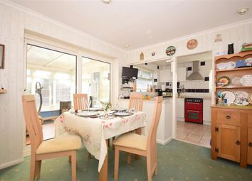 Thumbnail 4 bed detached house for sale in Coniston Road, Folkestone, Kent
