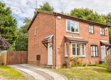 Thumbnail 2 bed semi-detached house for sale in Probyn Close, Northampton