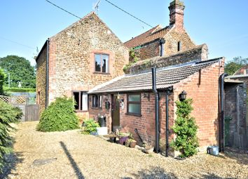 Thumbnail 2 bed semi-detached house for sale in Station Road, Snettisham, King's Lynn