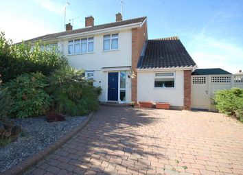 Thumbnail 5 bed semi-detached house for sale in Spalding Way, Great Baddow, Chelmsford