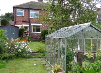 Thumbnail 3 bed semi-detached house to rent in Seagrave Crescent, Sheffield