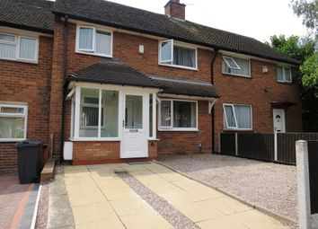 Thumbnail 3 bedroom terraced house for sale in Berrowside Road, Shard End, Birmingham