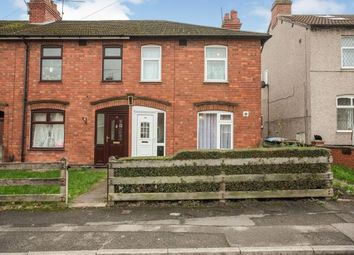 Thumbnail 3 bed terraced house for sale in Brightmere Road, Radford, Coventry, West Midlands