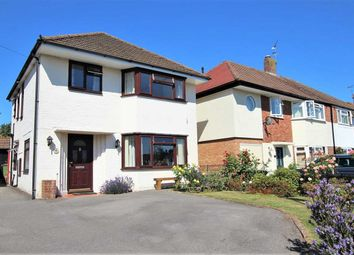 Thumbnail 3 bed detached house for sale in Greenway, Horsham