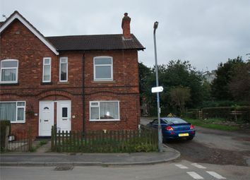 Thumbnail 2 bed end terrace house to rent in Pond Street, Selby, North Yorkshire