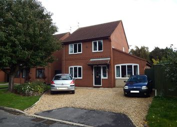 Thumbnail 3 bed detached house for sale in Maple Grove, Holbeach, Spalding