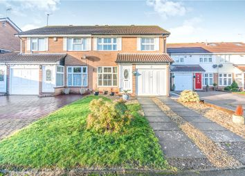 Thumbnail 3 bed semi-detached house for sale in Barford Crescent, Kings Norton, Birmingham