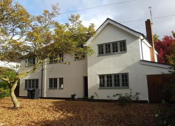 Thumbnail 5 bed detached house to rent in Robin Hood Lane, Sutton Green, Guildford