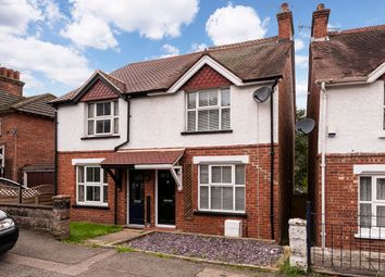 Thumbnail 2 bed semi-detached house for sale in Croydon Road, Caterham