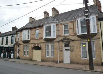 Thumbnail 3 bed flat for sale in South Street, South Molton