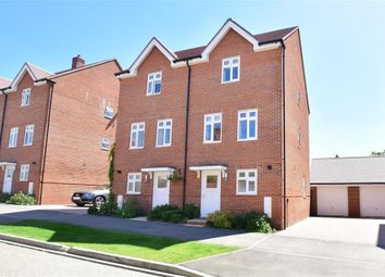 Thumbnail 4 bed semi-detached house for sale in Sargent Way, Broadbridge Heath, Horsham, West Sussex