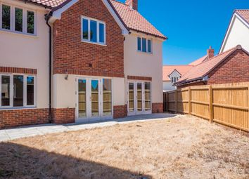 Thumbnail 3 bed detached house for sale in Chedburgh, Bury St Edmunds, Suffolk