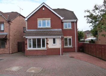 Thumbnail 3 bed detached house to rent in Robin Road, Coalville