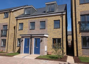 Thumbnail 3 bed town house to rent in Willowherb, Bristol