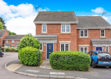 Thumbnail 3 bed semi-detached house for sale in Whinney Moor Way, Retford