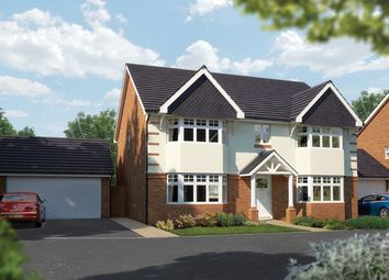 """Thumbnail 5 bed property for sale in """"The Ascot"""" at Devon, Bovey Tracey"""