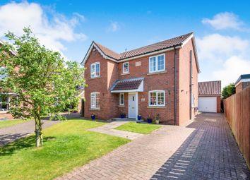 Thumbnail 4 bed detached house for sale in Oaklands, Beckingham, Doncaster