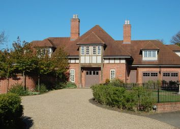 Thumbnail 5 bed detached house for sale in Thoroughfare, Woodbridge