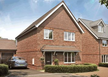 Thumbnail 4 bedroom detached house for sale in Oak Park, Longmoor Road, Liphook, Hampshire
