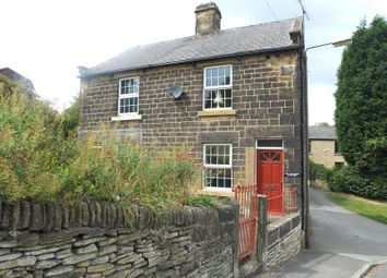 Thumbnail 1 bed semi-detached house to rent in Hallowes Lane, Dronfield