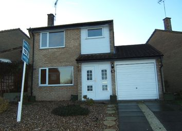 Thumbnail 3 bed detached house to rent in Leen Valley Drive, Shirebrook, Mansfield