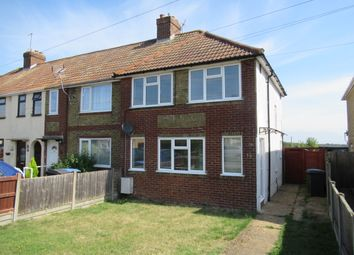 Thumbnail 3 bed end terrace house for sale in Ratling Road, Aylesham