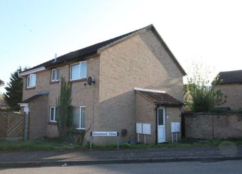 Thumbnail 1 bed property to rent in Beaumont Drive, Northampton