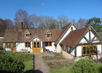 Thumbnail 3 bed detached house for sale in Mardens Hill, Crowborough