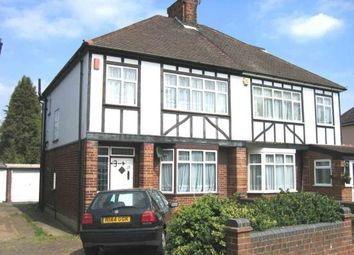 Thumbnail 3 bedroom semi-detached house to rent in Norman Way, Southgate