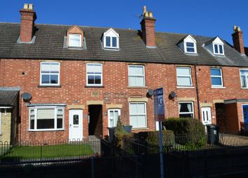 Thumbnail 2 bedroom terraced house for sale in West Banks, Sleaford