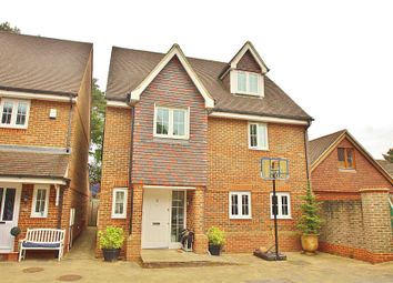Thumbnail 5 bedroom detached house for sale in Bisley, Woking, Surrey
