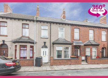 Thumbnail 2 bed terraced house for sale in Lennard Street, Newport