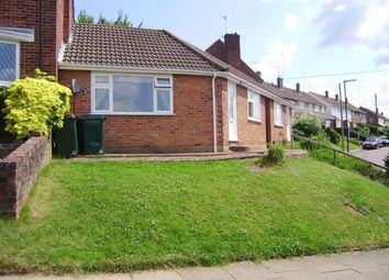Thumbnail 1 bed bungalow to rent in Buckingham Rise, Coventry