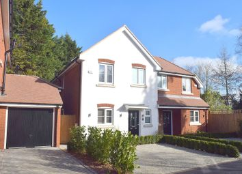Thumbnail 3 bedroom semi-detached house for sale in Hersham Road, Hersham, Walton-On-Thames
