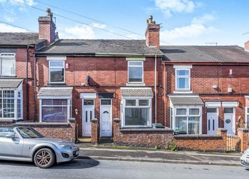 Thumbnail 2 bed terraced house for sale in Tellwright Street, Burslem, Stoke-On-Trent