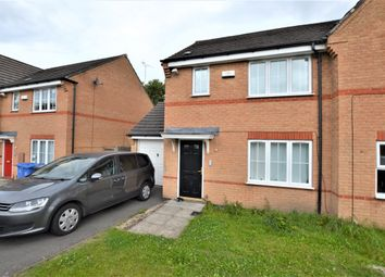 Thumbnail 3 bed semi-detached house for sale in Avonmouth Drive, Alvaston