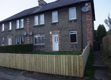 Thumbnail 2 bedroom flat to rent in Blamey Crescent, Cowdenbeath, Fife