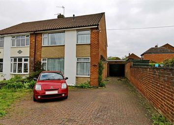 Thumbnail 4 bed semi-detached house for sale in Dalmeny Road, Westwood Heath, Coventry
