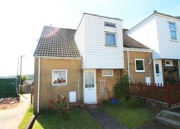 Thumbnail 3 bed semi-detached house to rent in Penybryn Close, Bettws, Newport