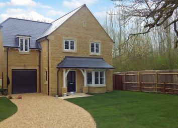 Thumbnail 4 bed detached house to rent in Northfield Farm, Witney, Oxfordshire