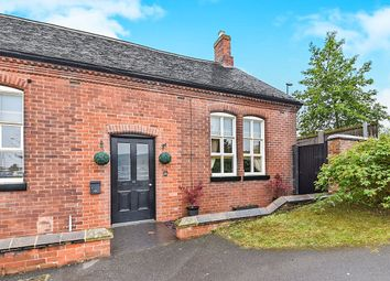 Thumbnail 2 bed semi-detached house to rent in Coppice Side, Swadlincote