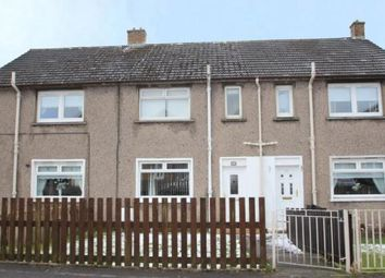 Thumbnail 2 bed terraced house for sale in Holehills Drive, Airdrie, North Lanarkshire