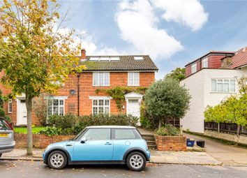 Thumbnail 4 bed semi-detached house to rent in Vicarage Road, London